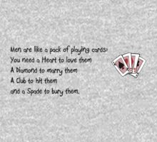 Men & Cards by Alexandra Felgate