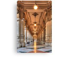 Corridor in Firenze Canvas Print