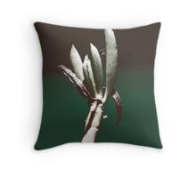 FOUR FINGERS Throw Pillow
