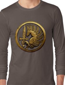 French Foreign Legion Para Badge Long Sleeve T-Shirt
