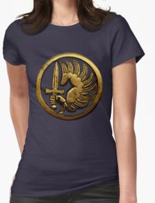 French Foreign Legion Para Badge Womens Fitted T-Shirt