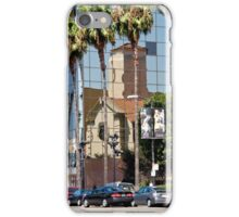 Los Angeles Reflection iPhone Case/Skin