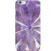 Purple Stars iPhone Case/Skin