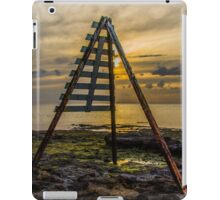 Rock Marker iPad Case/Skin