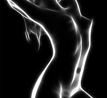 Nude Lines 7 by Mikhail Palinchak
