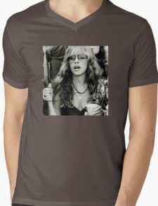 Stevie Nicks Mens V-Neck T-Shirt