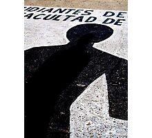 Me, Myself & I - Buenos Aires - Argentina - 2009 Photographic Print