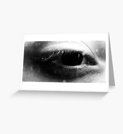 Gateway to the Mind. Greeting Card