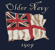 Older Navy; 1509 Kids Tee