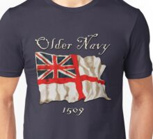 Older Navy; 1509 Unisex T-Shirt