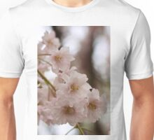 Weeping cherry tree blossoms - South Haven, MI Unisex T-Shirt