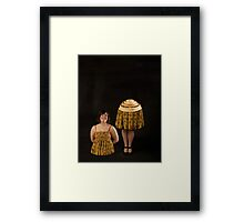 Russian Doll Two Framed Print