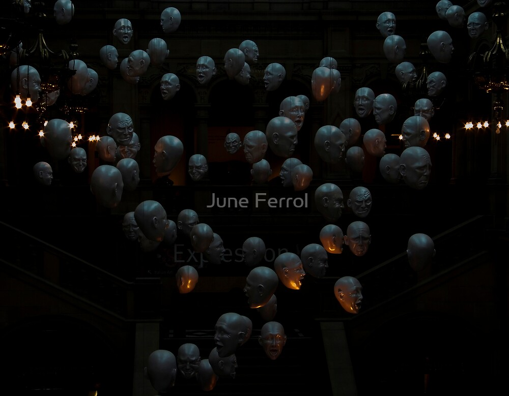 FACE TO FACE by June Ferrol