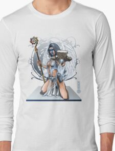 The Game of Kings, Wave Two: The White King's Bishop Long Sleeve T-Shirt