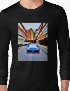Ferrari Blur Long Sleeve T-Shirt