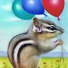 Party Animal by Karen  Hull
