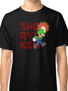 WIGI の 昇龍拳 (Luigi's Shoryuken) Classic T-Shirt