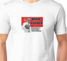 Obama work Unisex T-Shirt