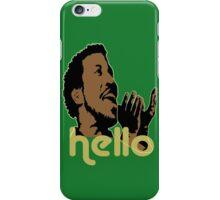 Lionel Richie - Hello iPhone Case/Skin