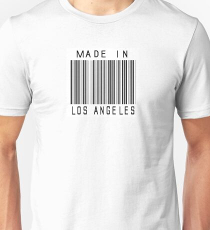 Made in Los Angeles Unisex T-Shirt