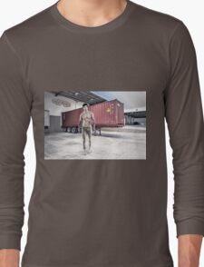 7 Minute Abs Long Sleeve T-Shirt