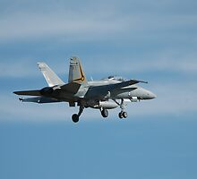 FA-18 Hornet - William Town NSW by Phil Woodman