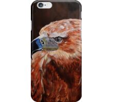 Eagle in Acrylics iPhone Case/Skin