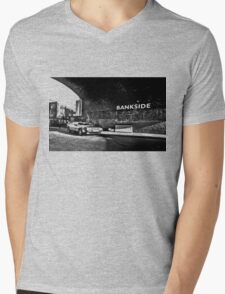 Delorean, Bankside Mens V-Neck T-Shirt