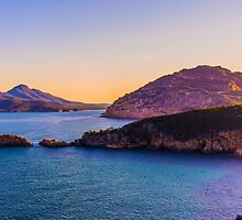 Freycinet Dusk by Michael Frost (@mjfrostphotos)