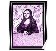 MoanALeesa ( Violetta Editon) Poster