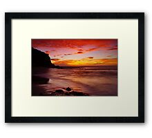"""Heralding A New Beginning"" Framed Print"