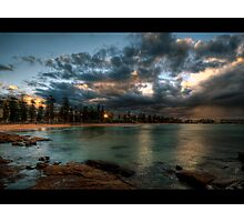 Manly Beach, Sydney. Photographic Print