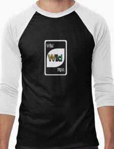 Wildcard Men's Baseball ¾ T-Shirt