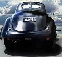Mafia Car by Mushroomring
