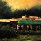 The Green Cafe by Monica Vanzant