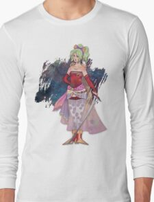 Terra Long Sleeve T-Shirt