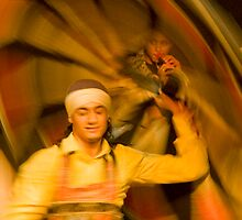 Caught in the Dervish by Andre Roberts