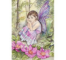 Fitztown Fairys - Broken Wing Photographic Print