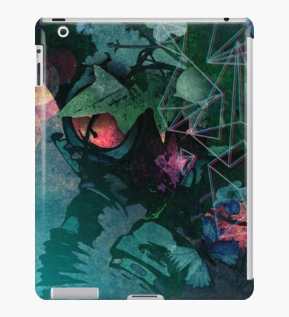 Rebirth iPad Case/Skin