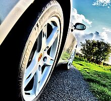 Porsche Boxster by justhypemedia