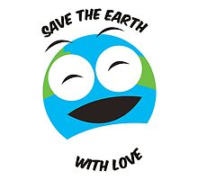 SAVE THE EARTH by jamaljdin