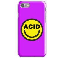 Acid House iPhone Case/Skin