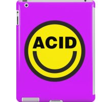 Acid House iPad Case/Skin