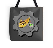 Ratchet and Clank - Gears of Frienship Tote Bag