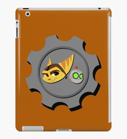 Ratchet and Clank - Gears of Frienship iPad Case/Skin