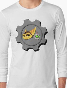 Ratchet and Clank - Gears of Frienship Long Sleeve T-Shirt