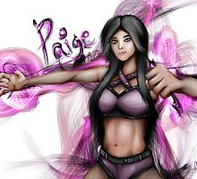 Paige: The Diva of Tomorrow by Ashe Ramos