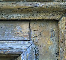 Old Door Detail (1) by Stephen Maxwell