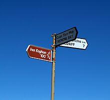 Inishowen Landscape - Sign by jecate