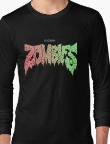 Flatbush Zombies Long Sleeve T-Shirt